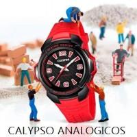 RELOJ ANALOGICO CALYPSO