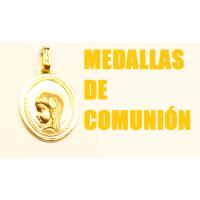 MEDALLAS DE COMUNION