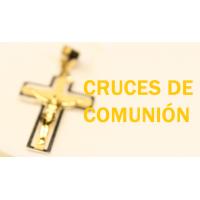 CRUCES DE COMUNIÓN